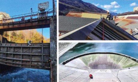 ALP'AD : entreprise detravaux en accès difficile à Chambéry