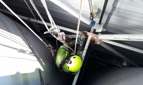 Entreprise spécialisée dans la maintenance de bâtiment industriel à Chambéry et ses alentours