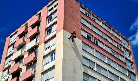 Entretien des façades de vos immeubles à Chambéry et ses alentours