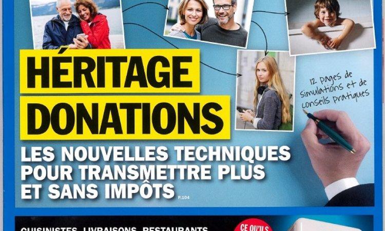ALP'AD : Gestion des risques et accès difficiles à Chambéry - article magazine Capital juin 2021