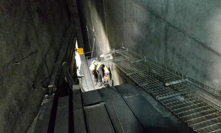 ALP'AD Chambéry - Travaux d'accès difficile en milieu confiné